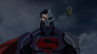 Reign of the Supermen - Cyborg Superman