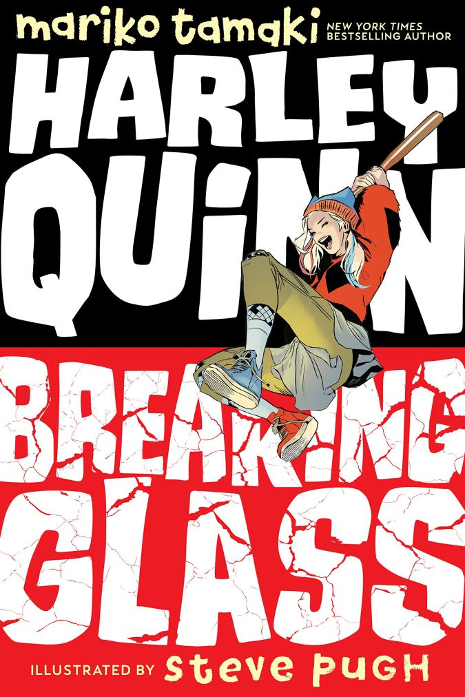 Harley Quinn: Breaking Glass