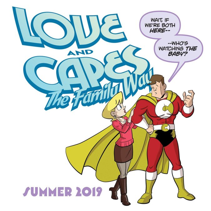 Love and Capes: The Family Way