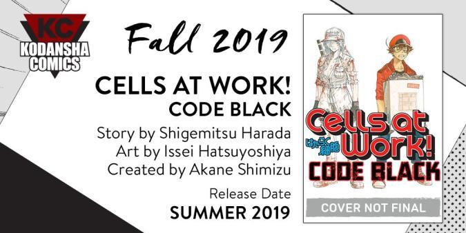 Cells at Work! Code Black