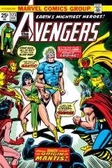 Avengers #123