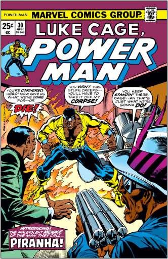 Power Man #30
