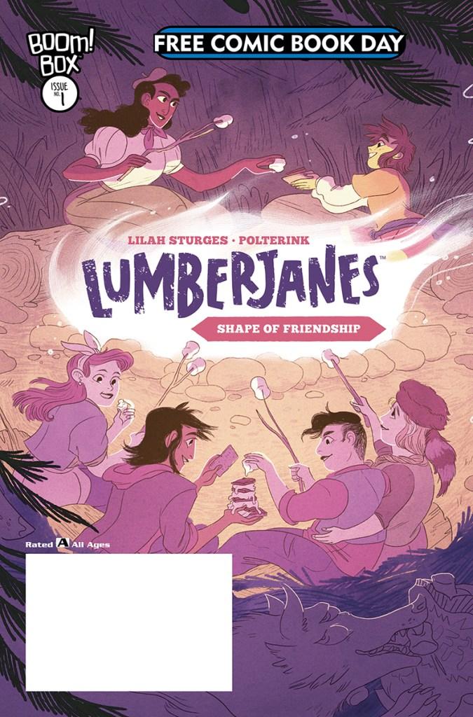 Lumberjanes: The Shape of Friendship FCBD issue