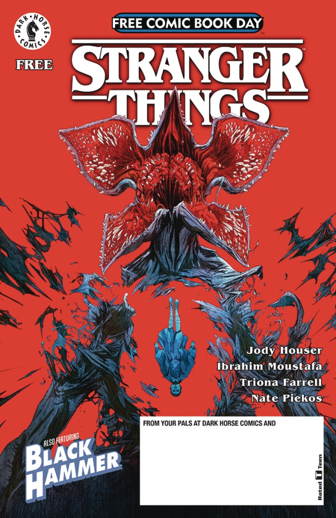 Stranger Things FCBD issue