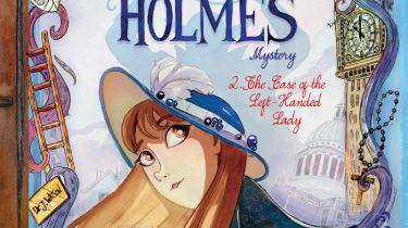 An Enola Holmes Mystery: The Case of the Left-Handed Lady