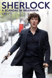 Sherlock: A Scandal in Belgravia #2 photo cover