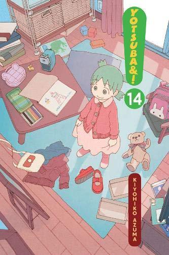 Yotsuba&! Volume 14