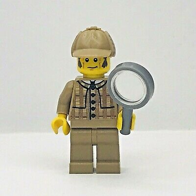 Lego detective figure