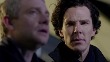 Sherlock in His Last Vow