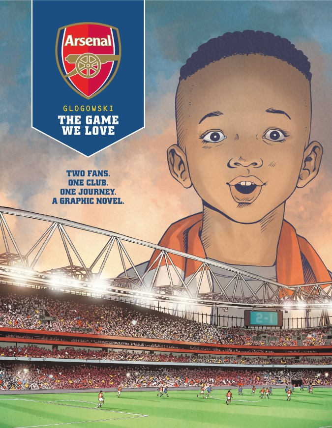 Arsenal FC: The Game We Love cover
