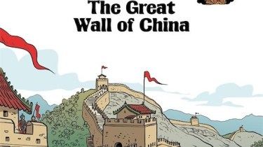 Magical History Tour Volume 2: The Great Wall of China