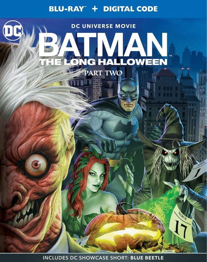 Batman: The Long Halloween Part 2