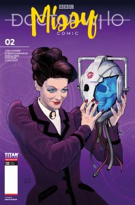 Doctor Who: Missy #2 Cover A by David Busian