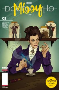 Doctor Who: Missy #3 Cover A by Abigail Larson