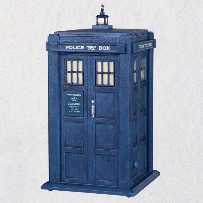 Hallmark TARDIS ornament