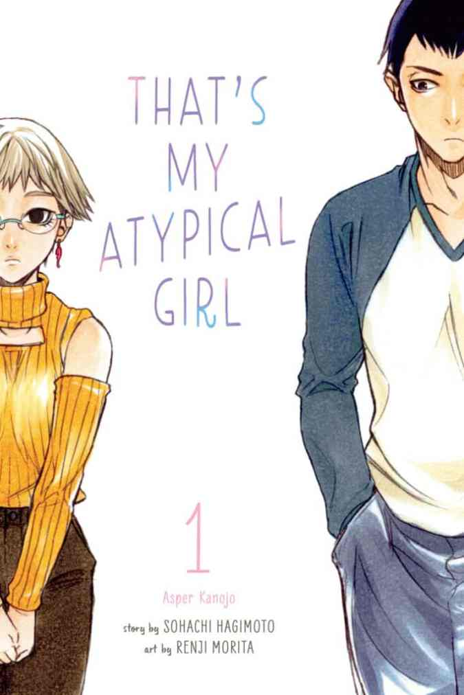 That's My Atypical Girl Volume 1 cover