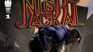 Night Jackal #1 header