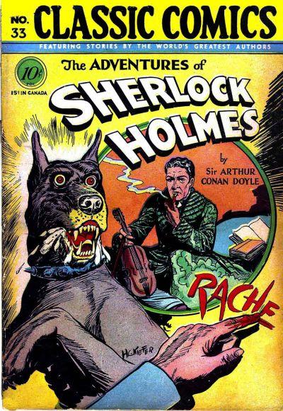 Classic Comics #33