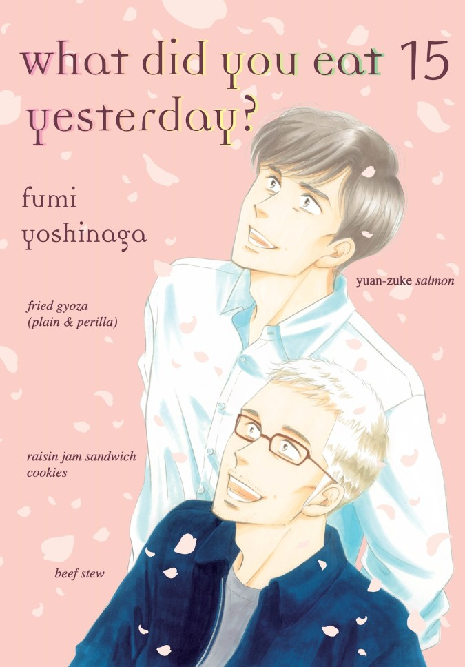 What Did You Eat Yesterday? Volume 15