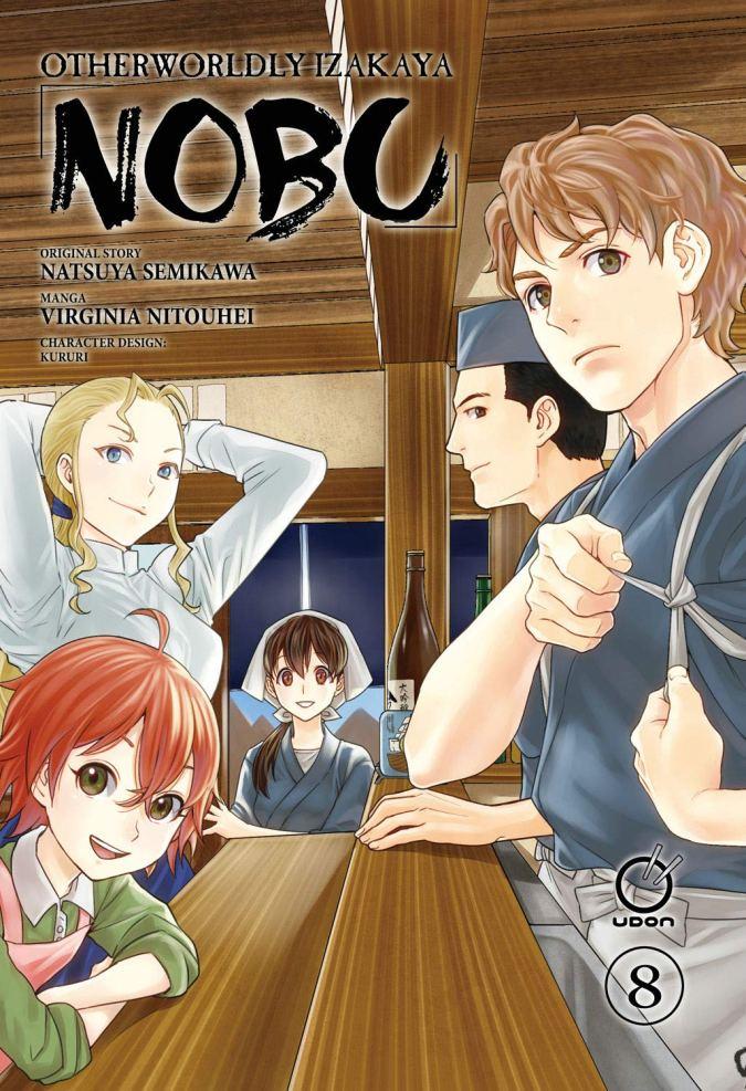Otherworldly Izakaya Nobu Volume 8