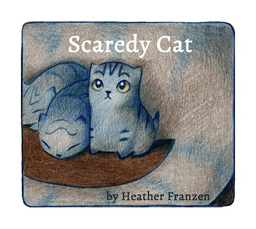 Scaredy Cat by Heather Franzen cover