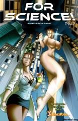For science 2 Por la ciencia 2 comic porno