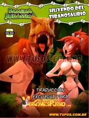 Familia Jurassica 4 XXX