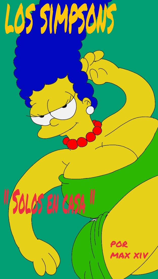 Los Simpsons - Solos en casa XXX