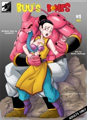 Buu´s Bodies comic xxx