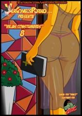 Viejas Costumbres 8 – Los Simpsons