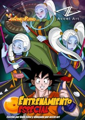 Entrenamiento especial – Dragon Ball