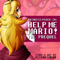 Princess Peach Help Me Mario! (Español) XXX