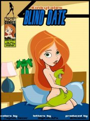 Blind Date – Kim Possible JKR comic English