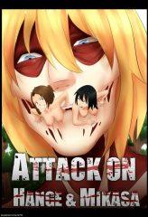 Attack on Mikasa – Attack on Titan XXX [English]