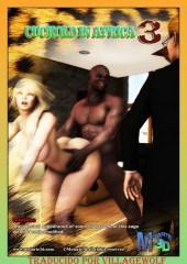 Cuckold in Africa 3- Moiarte3D (Español) 3D comic