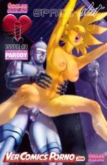 Space Slut #2- TeaseComix (Español)