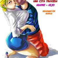 CITA TRAVIESA- Aarokira comic porno Español