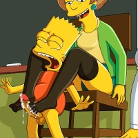 FootJob – Simpsons xxx
