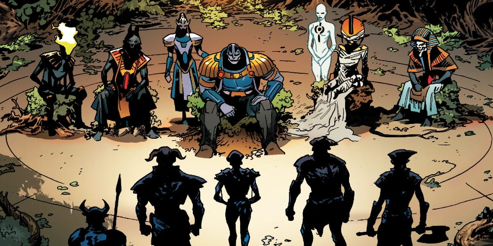 X-Men #13: X of Swords Chapter Ten Changes Apocalypse's Entire Mythos