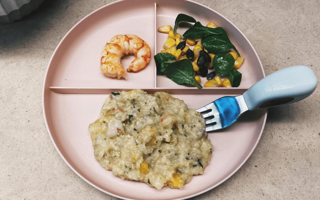 Açorda de camarão (com instruções para a Bimby)