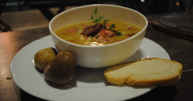 Festival de Sopas Ceagesp tem sopa de pedra