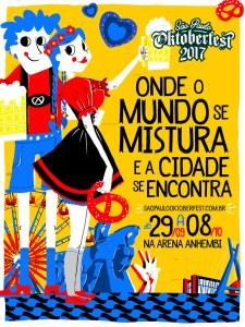 Oktoberfest será no Anhembi