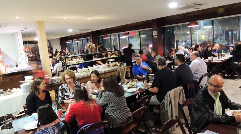 Turma de Suzano reúne mais de 100