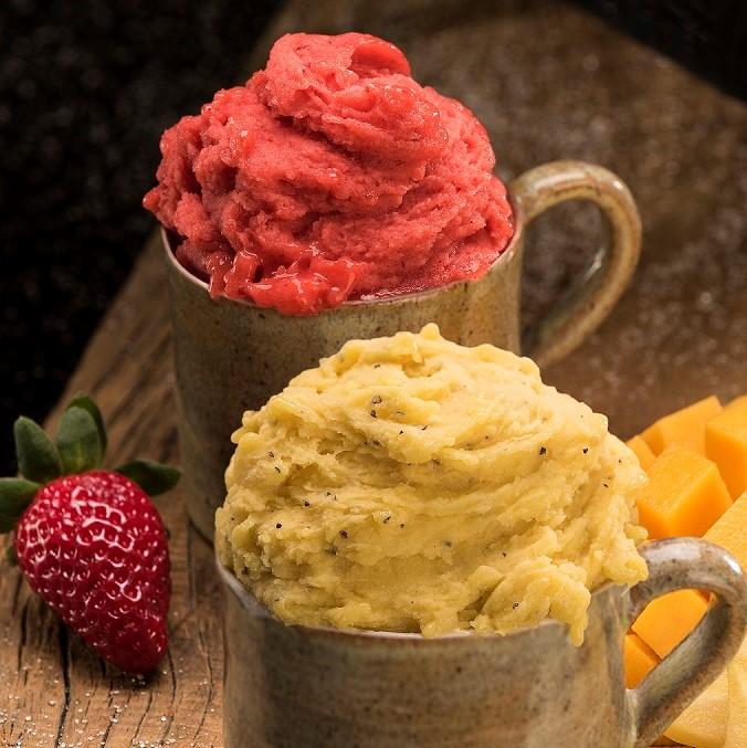 Ofner tem sorvete para veganos