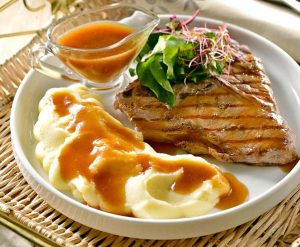 Receta del Pure de Mashuas con ingredientes y preparación_