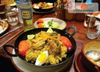 traditional peruvian food _ comida peruana