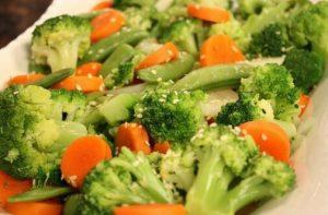 Receta de Ensalada de verduras cocidas