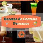 Recetas de Cócteles Peruanos