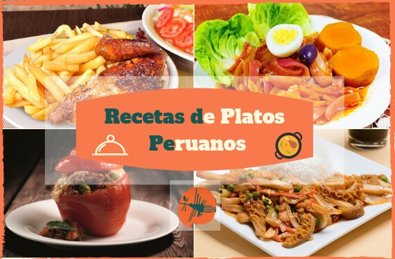 Platos Peruanos - cover