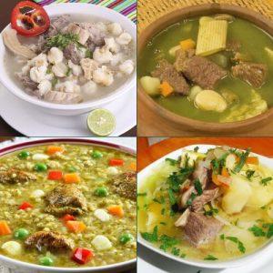 Sopas Peruanas